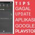Permalink ke Mengatasi Tidak Bisa Update Aplikasi Google Playstore