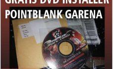 Permalink ke Dapat DVD Installer PointBlank Garena Gratis