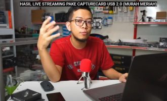 Permalink ke Review Hasil Capture Card HDMI USB 2.0 Untuk Live Streaming Youtube