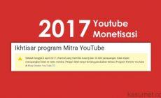 Permalink ke Peraturan Baru, Channel Youtube Harus Memiliki Minimal 10.000 Viewer Agar Bisa Menampilkan Iklan