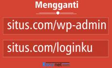 Permalink ke Cara Mengganti URL WP Admin di WordPress