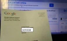 Permalink ke Pin Google Adsense Tidak Kunjung Datang, Akhirnya Datang Juga