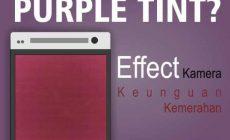 Permalink ke Penyebab Kamera Purple Tint