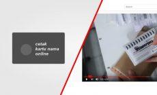 Permalink ke Review Printerous Pengalaman Beli Kartu Nama Online