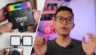 Permalink ke Unboxing & Review Ulanzi VL49 RGB Mini LED Video Light