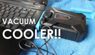 Permalink ke Unboxing Review Taffware Universal Laptop Vacuum Cooler
