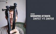 Permalink ke Review Monopod Attanta SMP07 VS SMP08