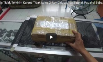 Permalink ke Salah Satu Penyebab Kenapa Barang Kiriman Dari Batam Lambat