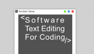 Permalink ke Daftar Text Editor Terbaik Untuk Pemograman