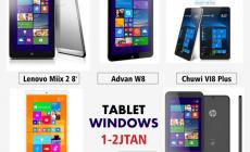Permalink ke Rekomendasi Tablet Windows Murah Terbaik