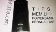 Permalink ke Tips Memilih Power Bank Berkualitas