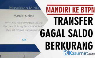 Permalink ke Pengalaman Transfer Gagal Mandiri ke BTPN Tapi Saldo Berkurang