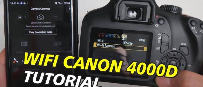 Cara Memindahkan Video Dari Kamera DSLR/Mirrorless ke Smartphone Tanpa Laptop