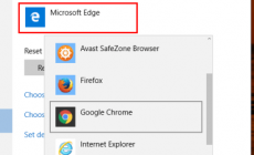 Permalink ke Cara Mengganti Browser Default di Windows 10