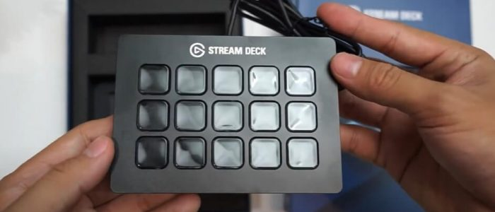 Unboxing Stream Deck Elgato Tombol Custom/Controller Cocok Buat VMIX, OBS DLL