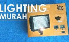 Permalink ke Unboxing dan Review LD 160 LED Video Lighting