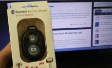 Permalink ke Cara Menggunakan Tomsis Bluetooth Remote Shutter