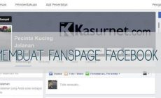 Permalink ke Tutorial Cara Membuat Fanspage Facebook