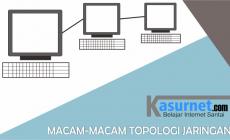 Permalink ke Macam-macam Topologi Jaringan Komputer