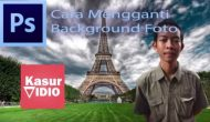 Permalink ke Cara Mengganti Background Foto Dengan Photoshop