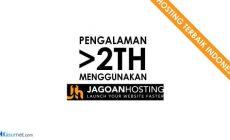 Permalink ke Pengalaman Selama 2 Tahun Pake Jagoanhosting, Hosting Terbaik Indonesia?