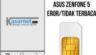 Permalink ke Cara Memperbaiki Sim Card Tidak Terbaca Zenfone 5