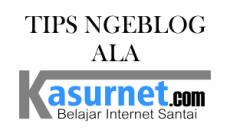 Permalink ke Tips Ngeblog Berpenghasilan ala Kasurnet.com