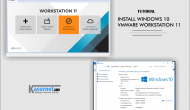 Permalink ke Tutorial Install Windows 10 di VMWare